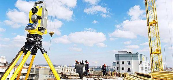 Геодезические работы в строительстве и инженерные изыскания