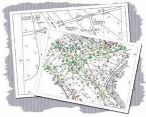 Карта-план территории